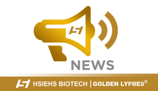 Good News! Golden Lypres® has obtained another international patent granted by South Korea.