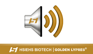 Great News! Golden Lypres® has obtained patents granted by US and South Korea