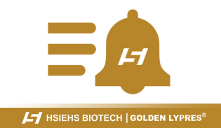 HSIEHS BIOTECH has been granted another patent from Intellectual Property Office of Singapore